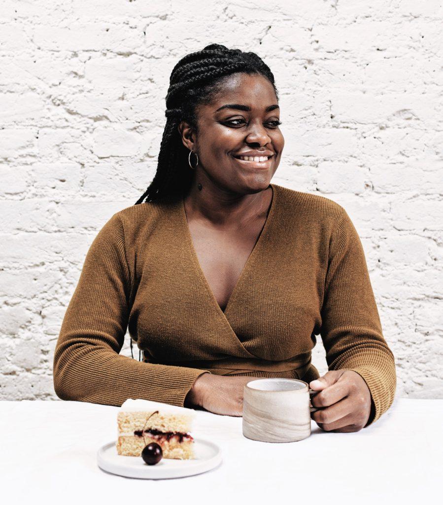 British Baking Star Benjamina Ebuehi's Simple Recipe for Exceptional Cakes
