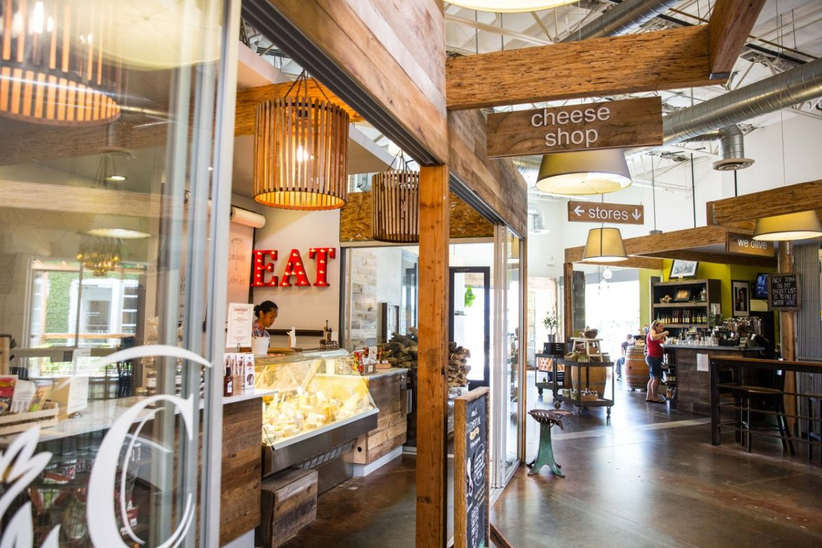 The OC Mix at SoCo - The Cheese Shop in Costa Mesa
