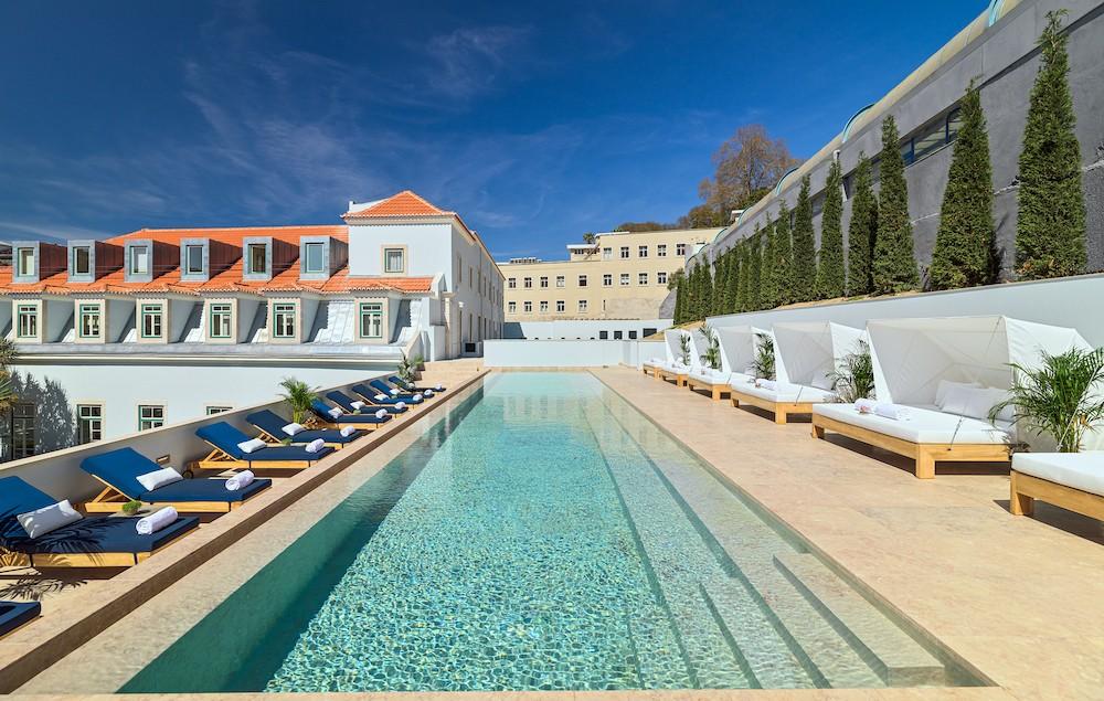 Preferred Hotel location, The One Palacio da Anunciada in Lisbon, Portugal