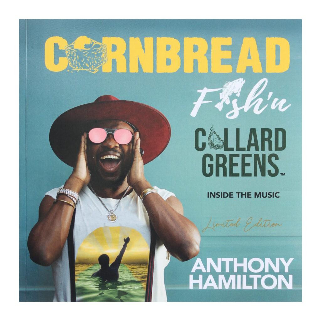 Cornbread Fish'n Collard Greens