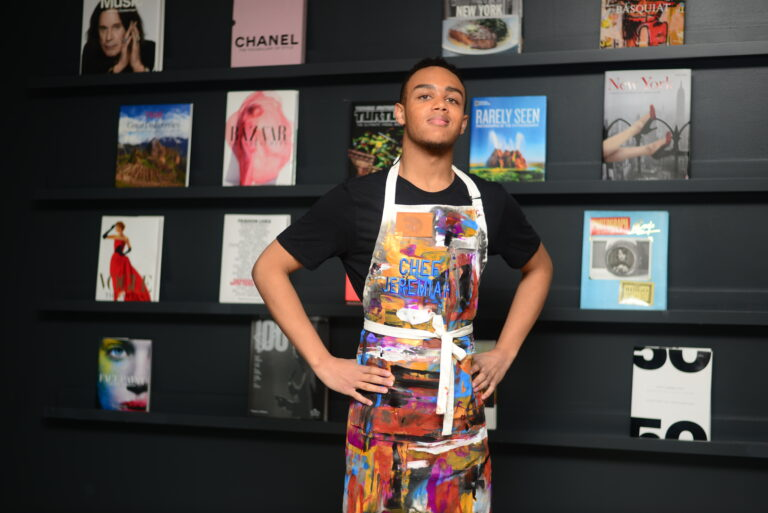 Autism Influencer and Baker, Jeremiah Josey, is Inspiring Kids Around the World