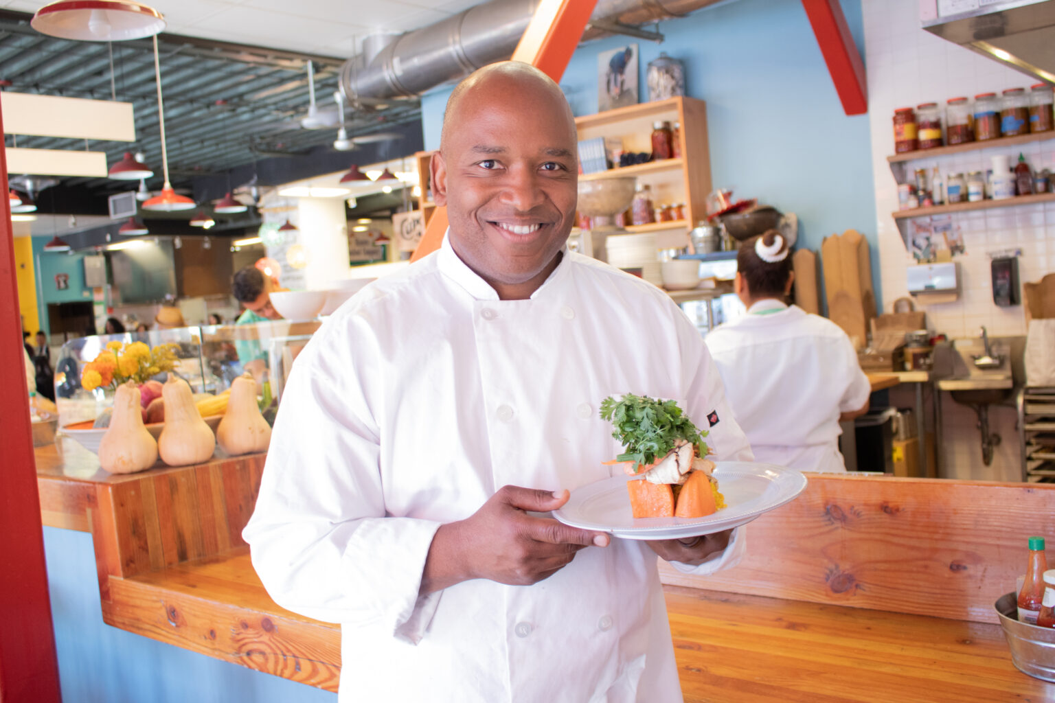 Private Chef Carl Williams Makes Culinary Artistry an Experience