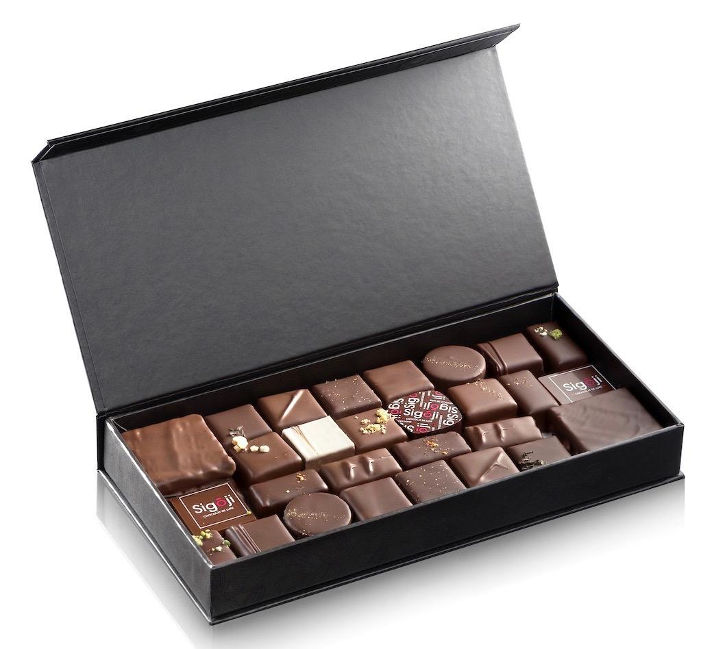 Box of Sigoji Chocolates