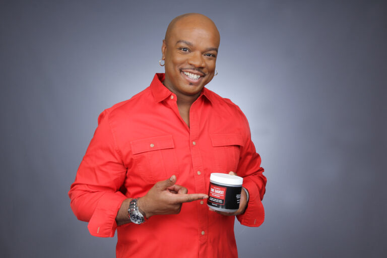 Celebrity Chef Aaron McCargo Jr.
