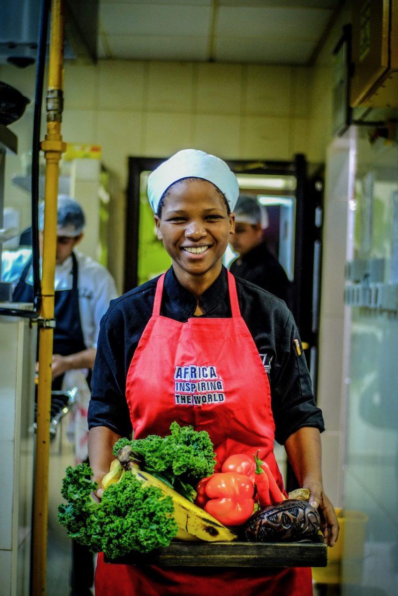 Chef Kuhle Swana