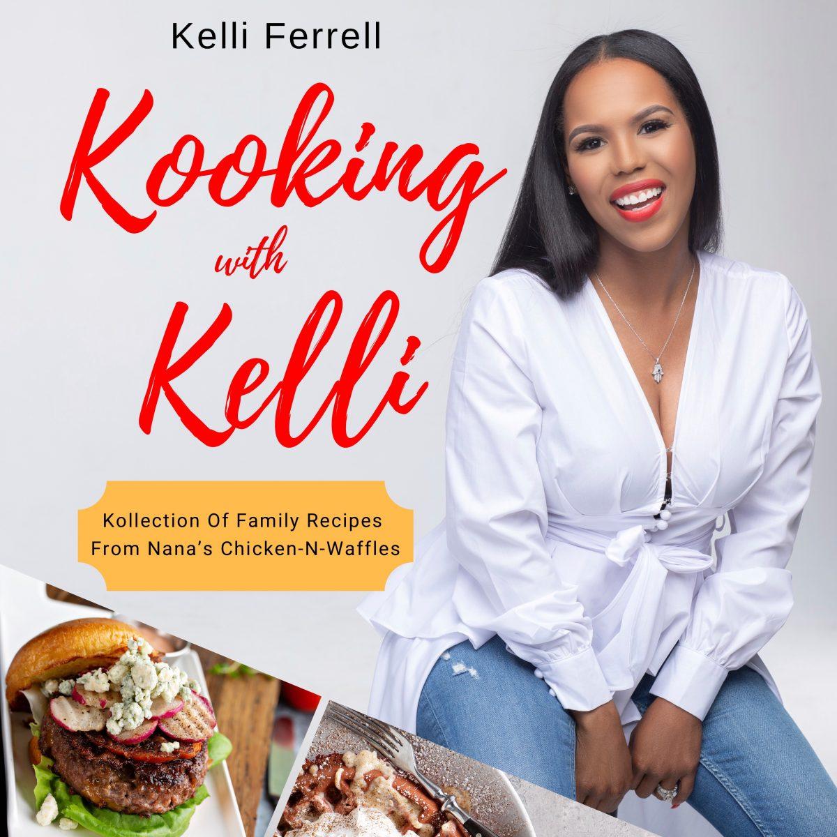 Kelli Ferrell Savors Family Recipes at Nana's Chicken-N-Waffles