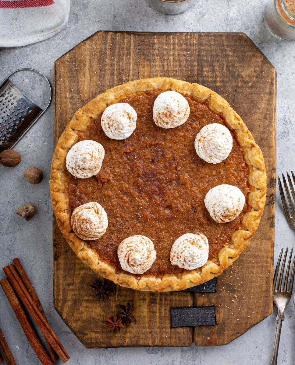 Sweet Potato Pie by Kelli Ferrell