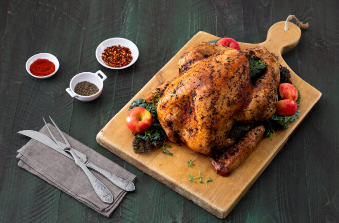 Spiced Turkey by Butterball