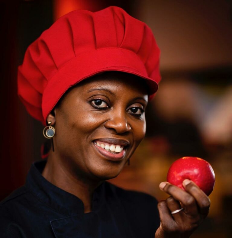 Belgium's Chocolate Maker, Euphrasia Mbambe, is Breaking Traditions