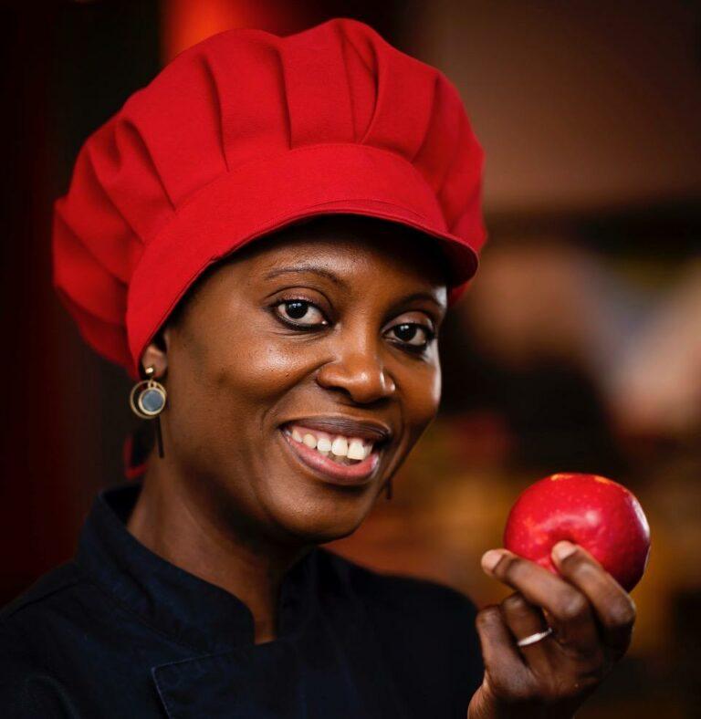 Belgium's Chocolate Maker, Euphrasia Mbambe, is Breaking Traditions