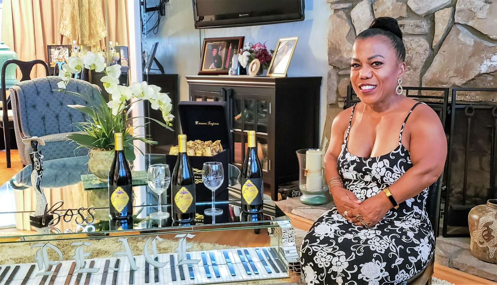 Tonya Renée Banks' Search for the Perfect Grape