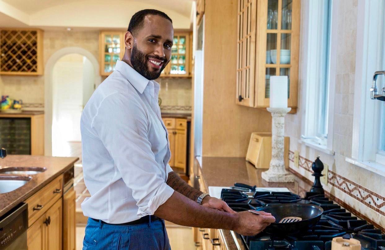 DC Chef Anthony Thomas