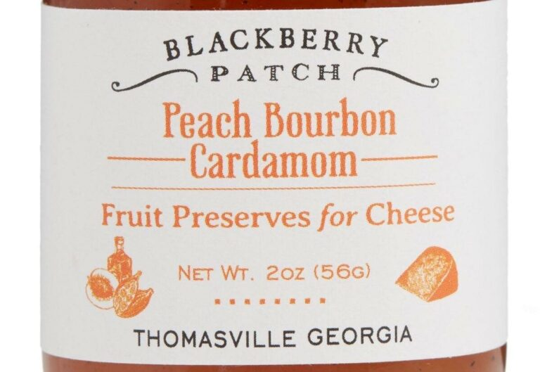 Preserves, Sweet Tea and More