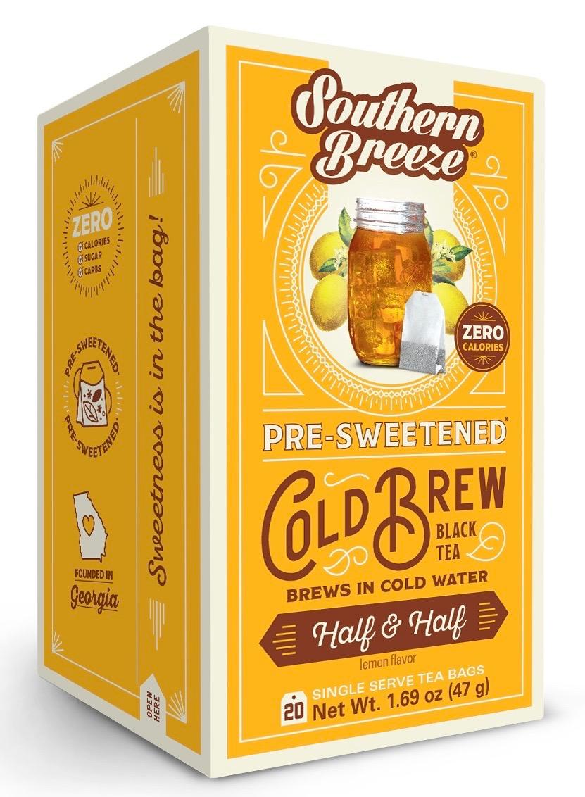 Southern Breeze Half and Half Cold Brew Sweet Iced Tea