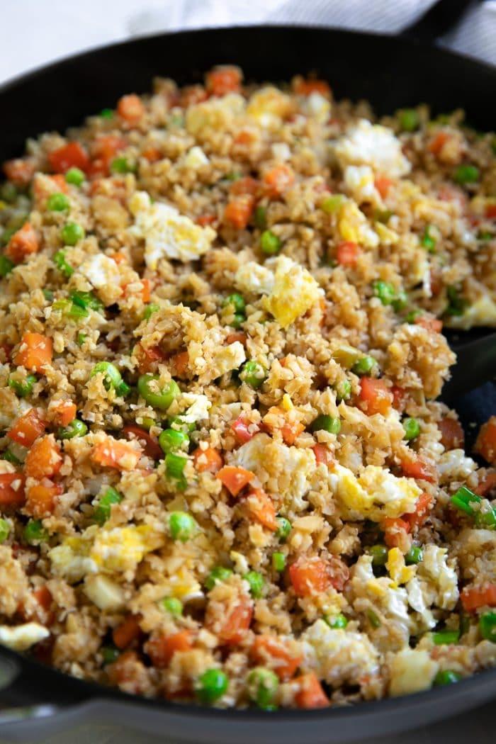 Cauliflower Fried Rice by Jessica Randhawa