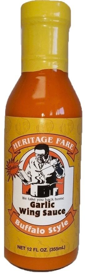 Heritage Fare Garlic Wing Sauce