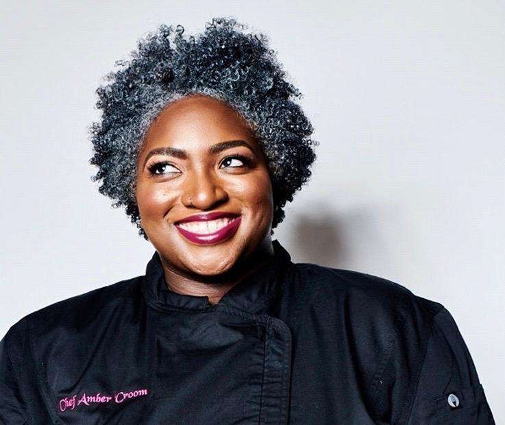 Pastry Chef Amber Croom