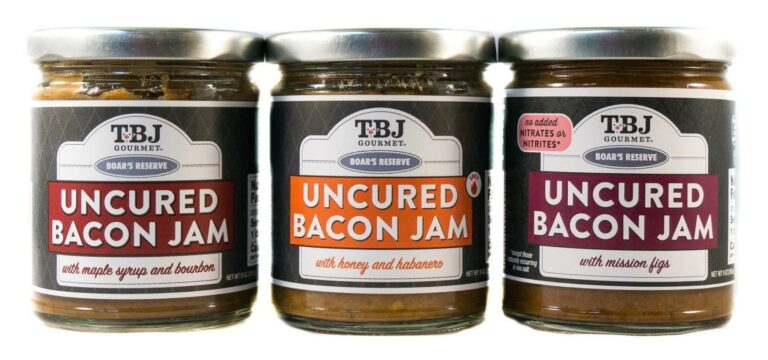 TBJ Gourmet Bacon Jam: You'll Want to Put This on Everything
