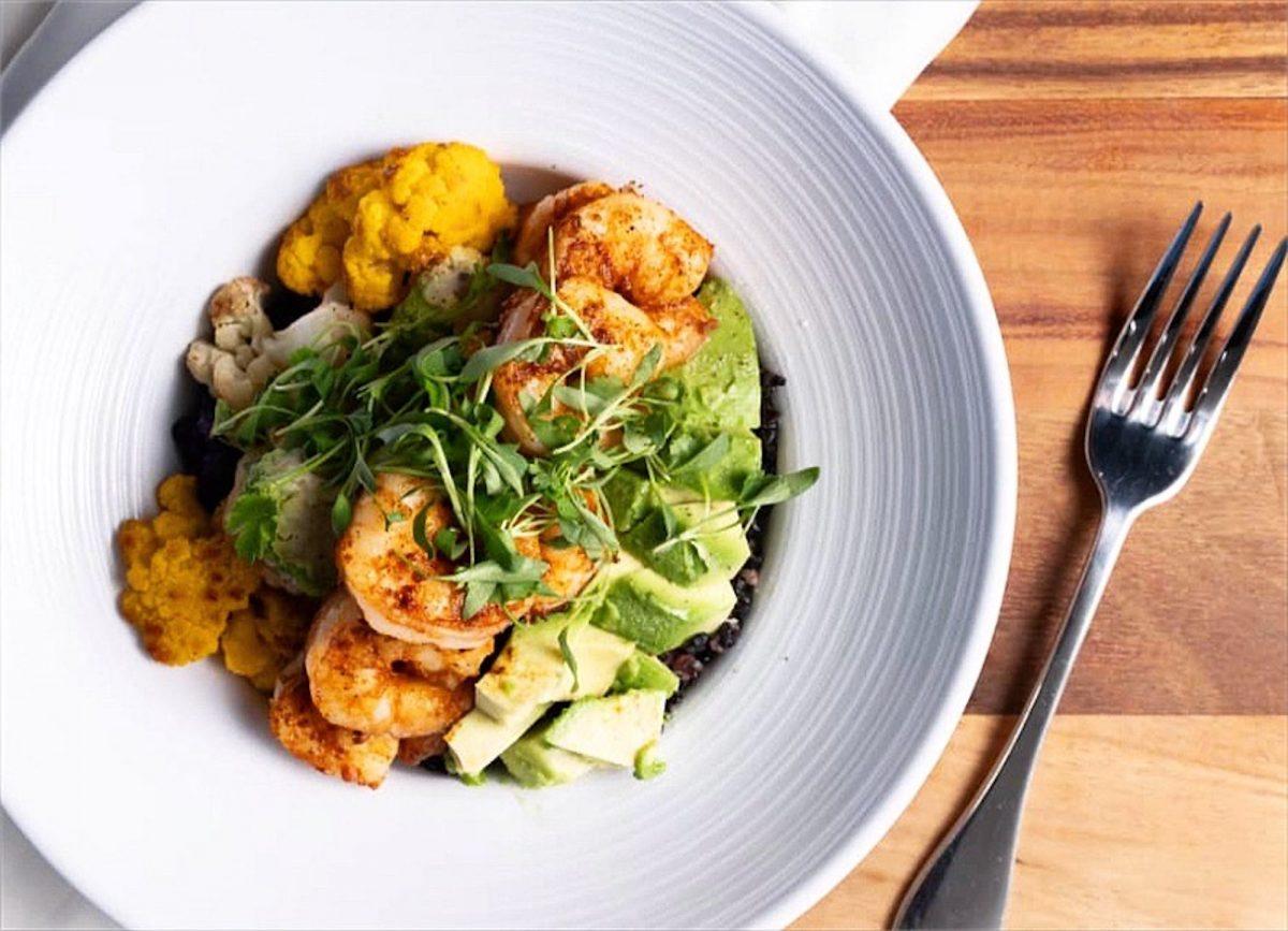 Dish at Swift Cafe by Kyndra McCrary