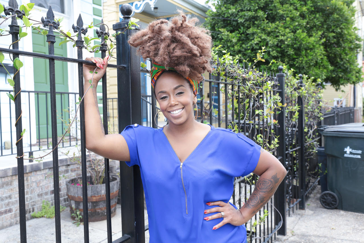 NOLA Chef Toya Boudy Answers Her Calling Rooted in Faith and Resilience