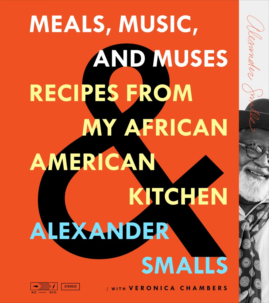 Alexander Smalls Lives Life with Purpose Through Food and Music