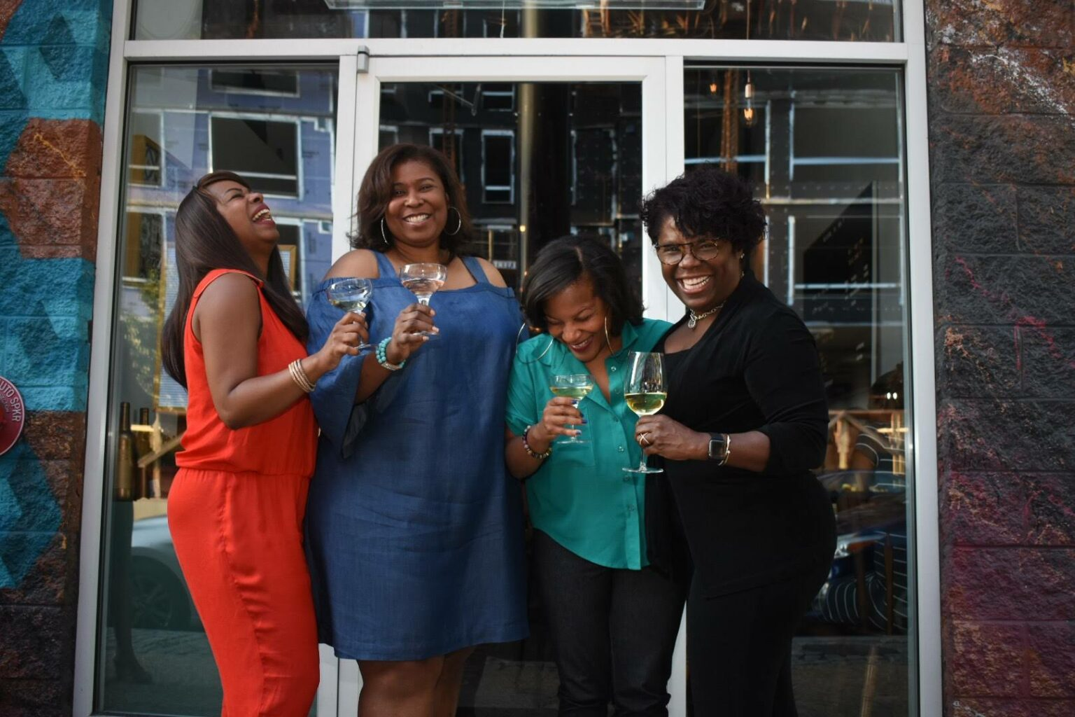 The Swirl Suite: More Than Just a Wine Podcast, It's About Community