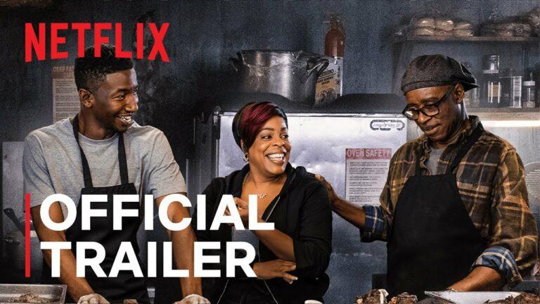 Uncorked   Official Trailer   Netflix