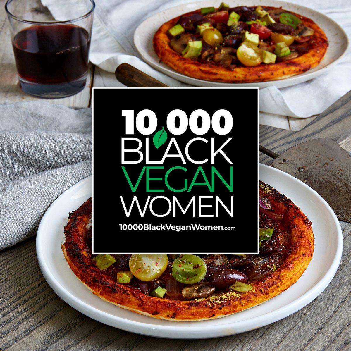 10,000 Black Vegan Women
