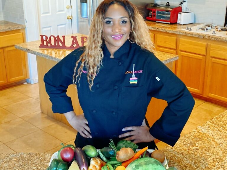 Chef Sandra Batiste Puts Her Catering Chops to the Test with a New Restaurant Concept in Las Vegas