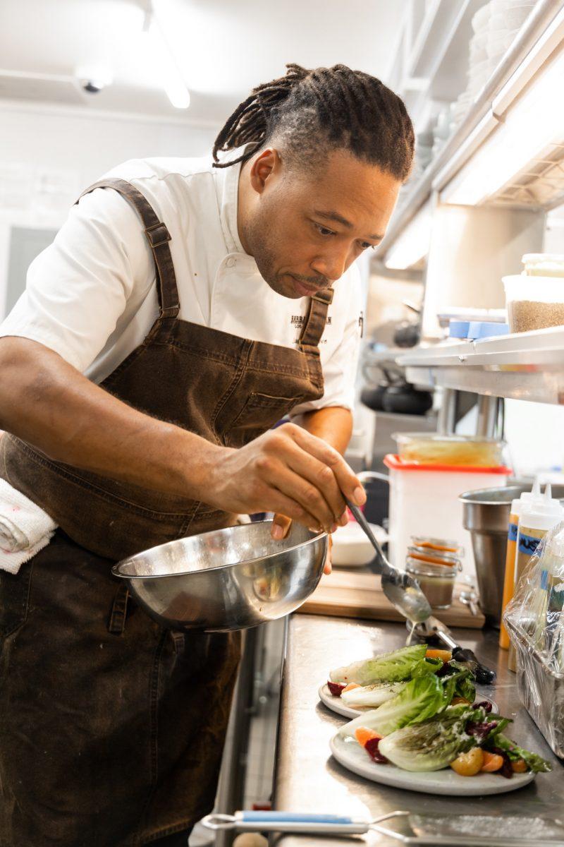 Chef Jason Fullilove