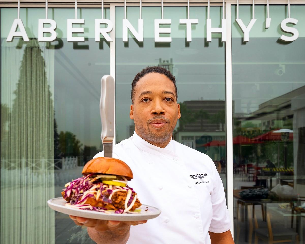 Los Angeles Chefs Jason Fullilove