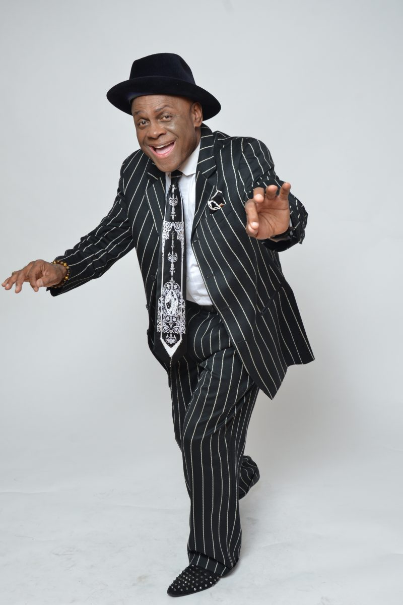 Actor and Comedian Michael Colyar