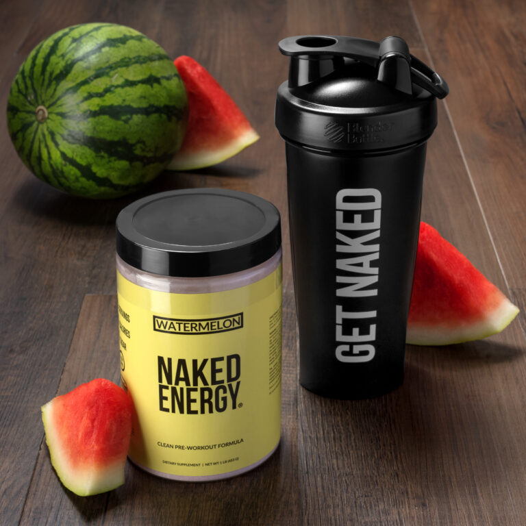 Naked Nutrition – A Boost to Help You Be Your Best