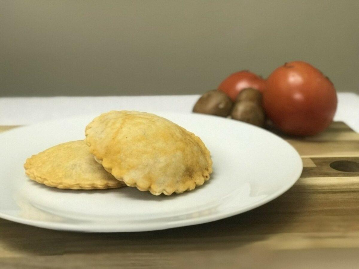 Creole Mushroom Hand Pies