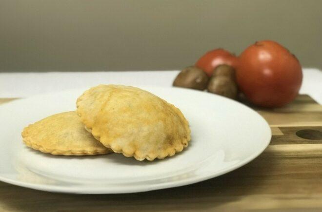 Creole Mushroom Hand Pies by Rahanna Bisseret Martinez