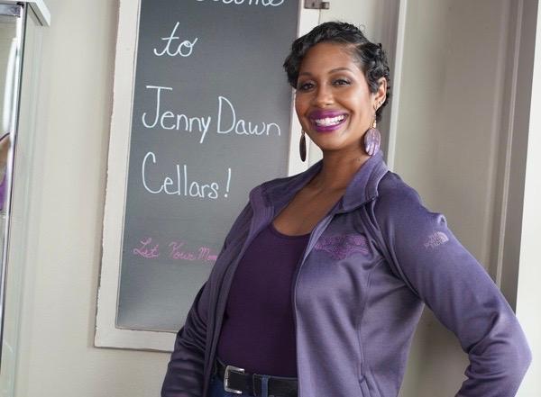 Jennifer McDonald of Jenny Dawn Cellars