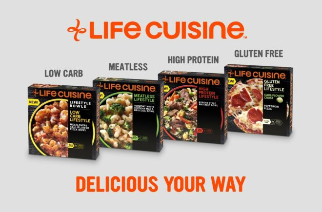 Nestlé® Introduces New LIFE CUISINE™ to Feed Modern Ways Of Eating Well