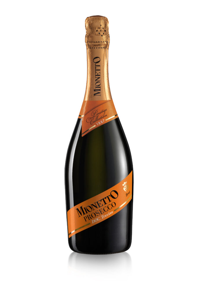 Raise a Glass to Life with Mionetto Prosecco