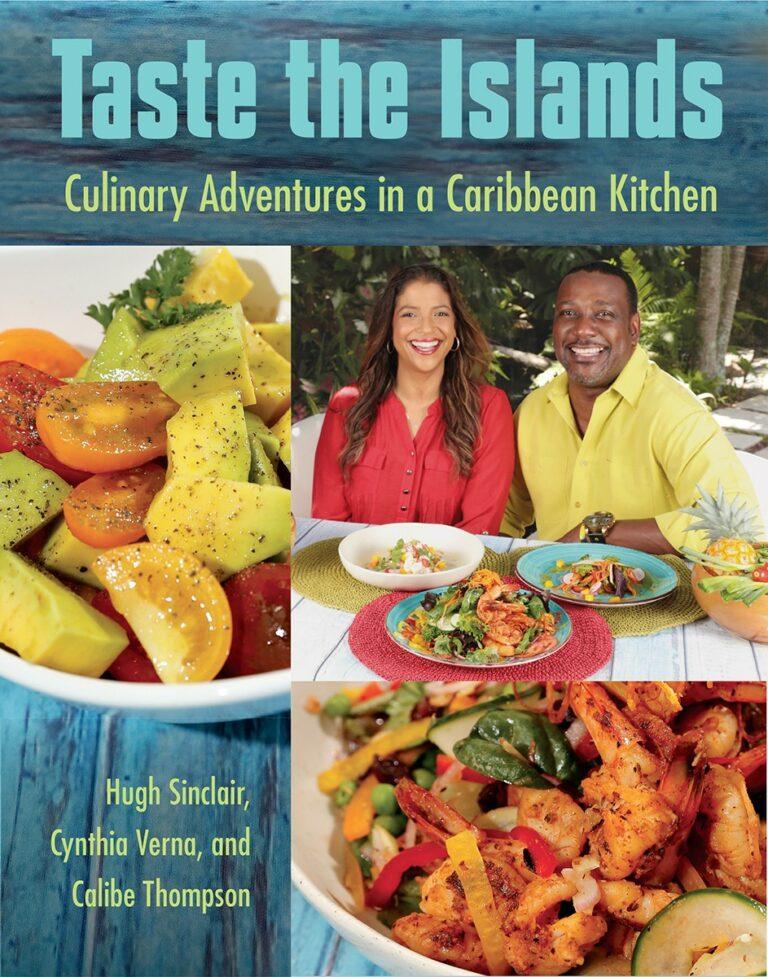 Taste the Islands cookbook