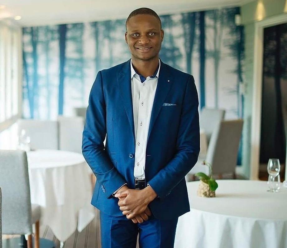 Mosi Wines winemaker Joseph Dhafana