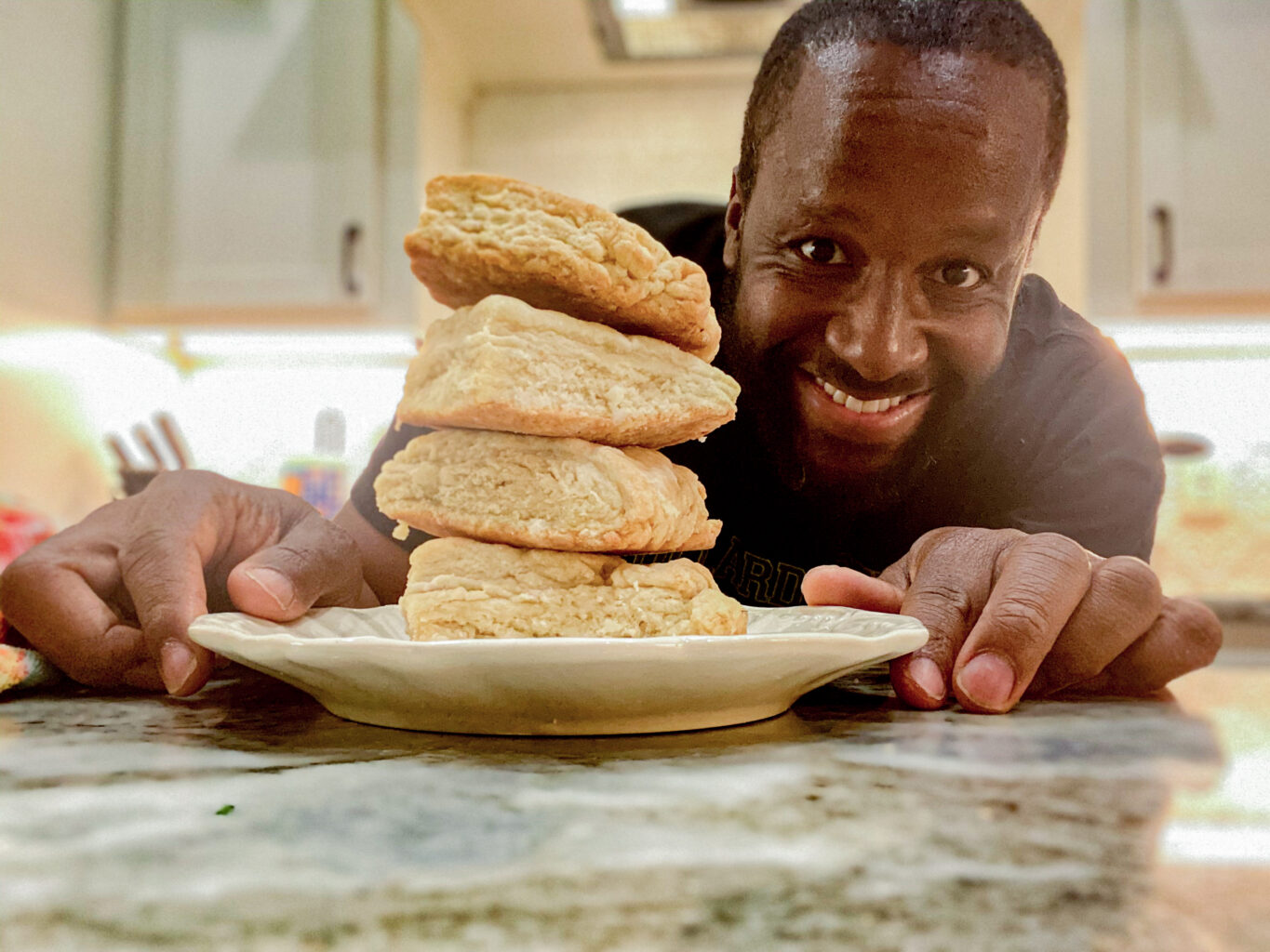 Jumoke Jackson, The Bishop of Biscuits, Releases Cookbook For Fail-Proof Biscuits
