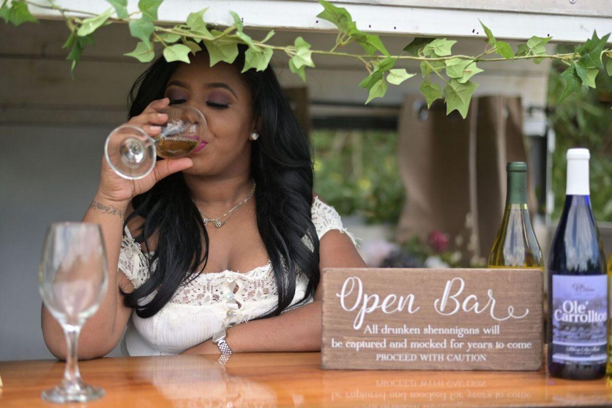 Ole Orleans Wine founder Kim Lewis