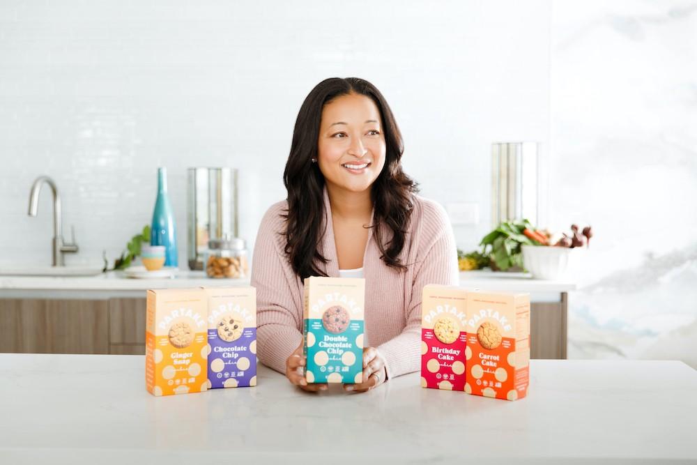 Partake Foods founder Denise Woodard