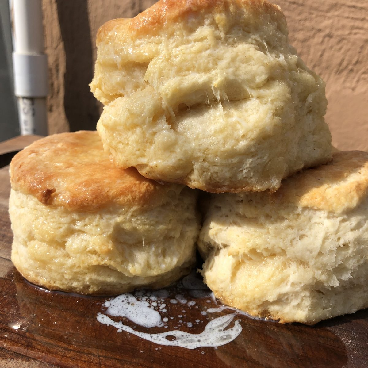 Buttermilk biscuits by Jumoke Jackson