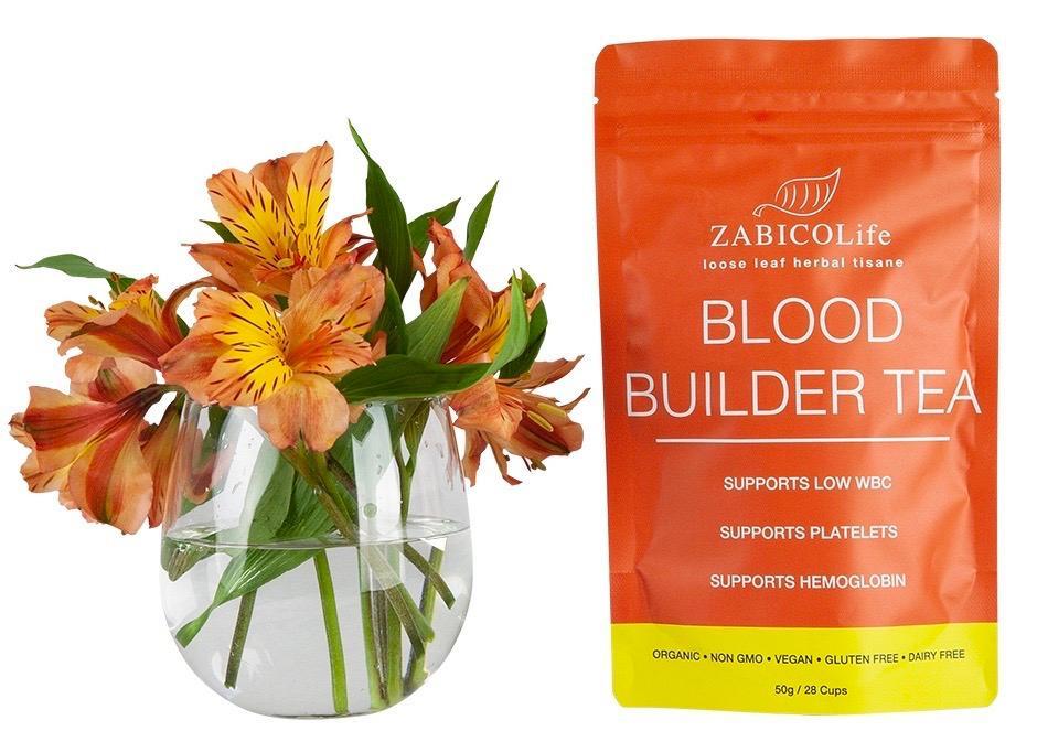 Blood Builder Tea by ZABICOLife