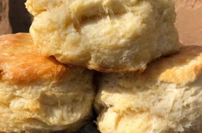 Buttermilk Biscuits by Chef J. Jackson