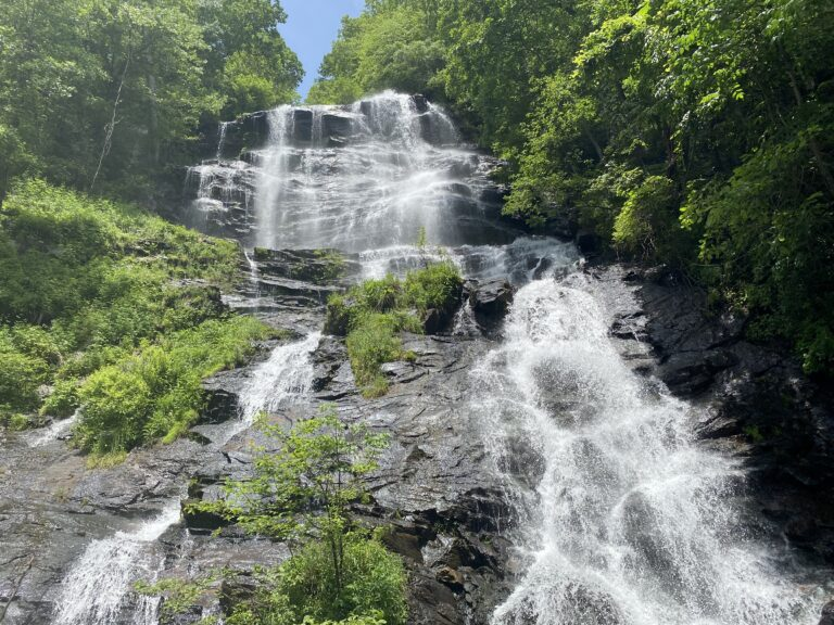 Amicalola Falls in Georgia