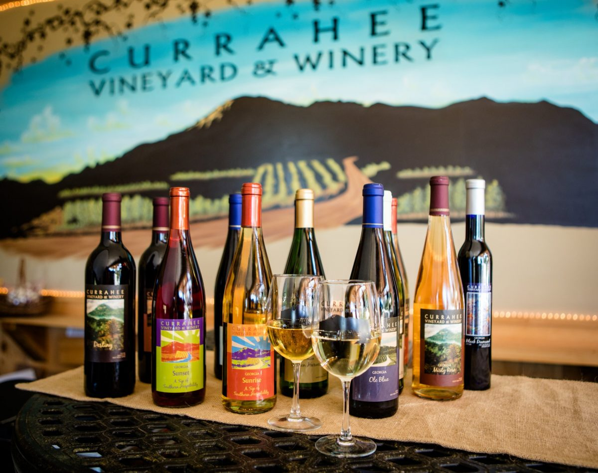 Currahee Vineyard & Winery