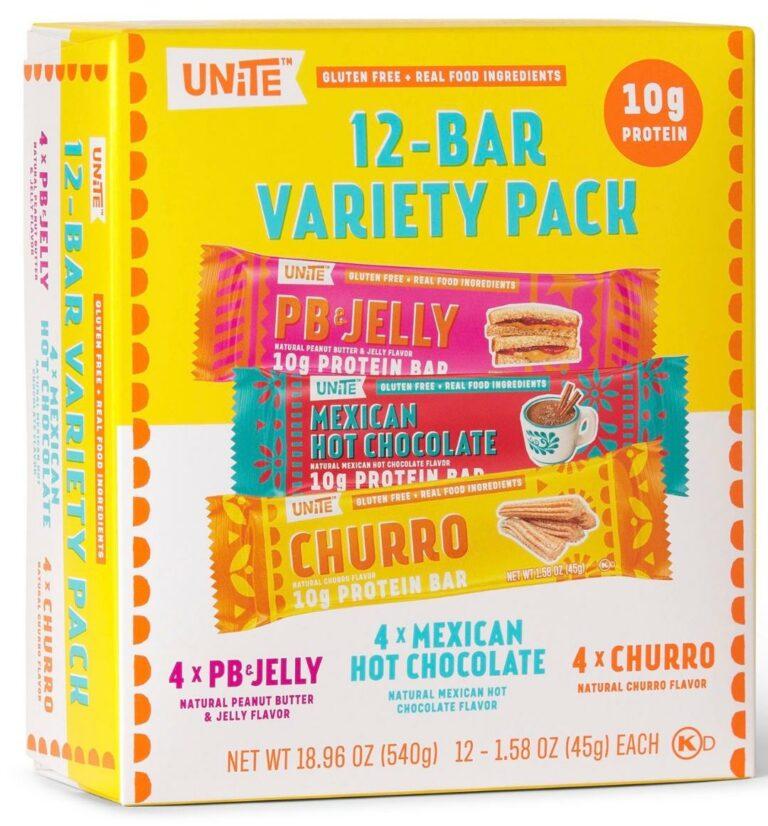 Unite Protein Bars