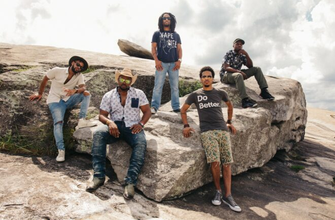 Hip Hop group Nappy Roots